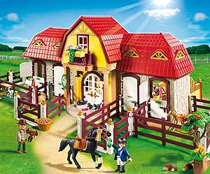 Der Reiterhof von Playmobil