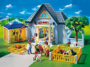 Tierklinik von Playmobil