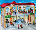 Schule von Playmobil