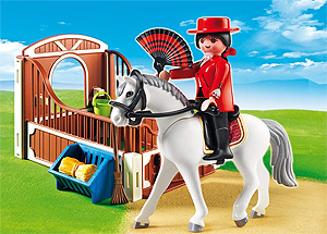Playmobil Andalusier