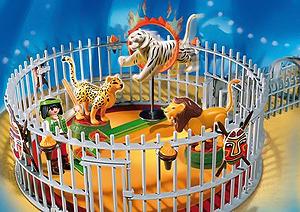 Playmobil Löwenmanege