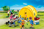 Familien-Camping von Playmobil