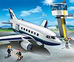 Passagierflugzeug von Playmobil
