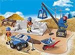 Baustellenset von Playmobil