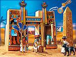 Playmobil Pharaonentempel