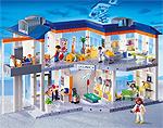 Playmobil Citylife Klinik